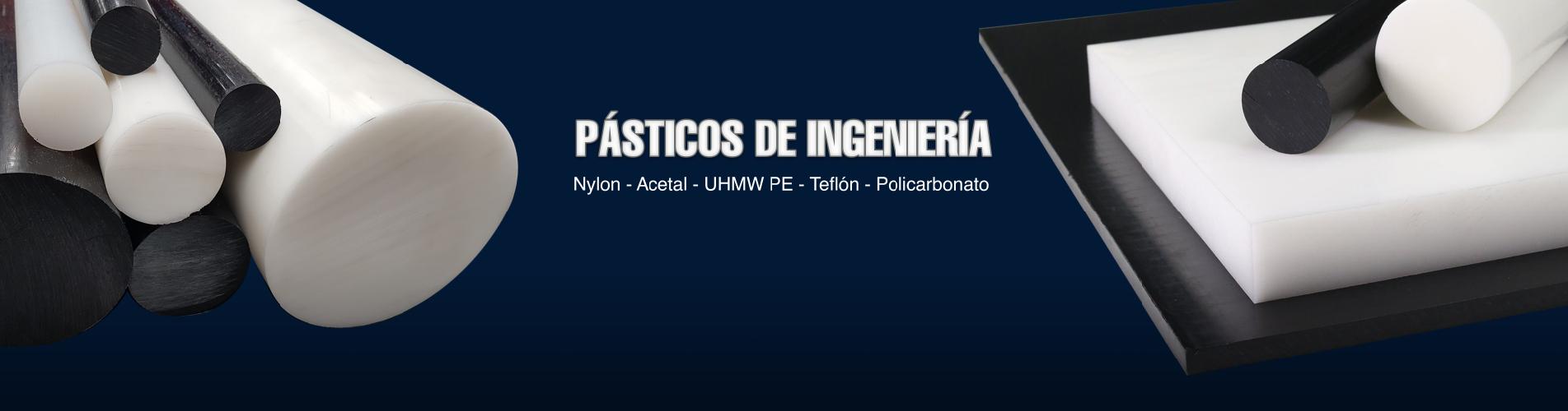 Banner Distribuidor de Plasticos de ingenieria IIRSACERO 2
