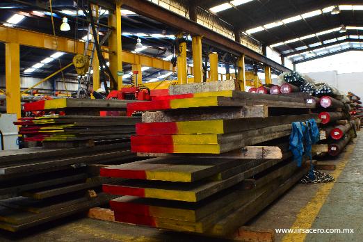 Distribuidor de Placa de Acero, Aceros Especiales, plásticos de ingenieria, metales, nylon, acetal, venta de aceros en iirsacero mexico