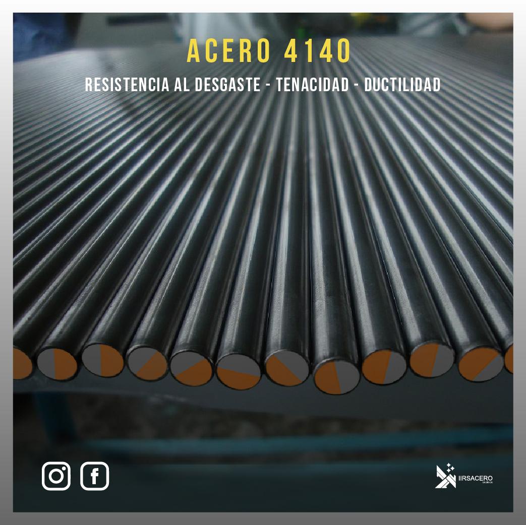 Acero 4140 - acero especial - post- IIRSACERO - Fb-Insta-02