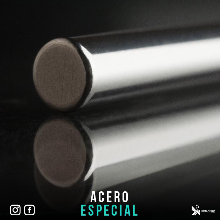 Que es un acero - Acero Especial grado herramienta - IIRSACERO - Fb-Insta-03