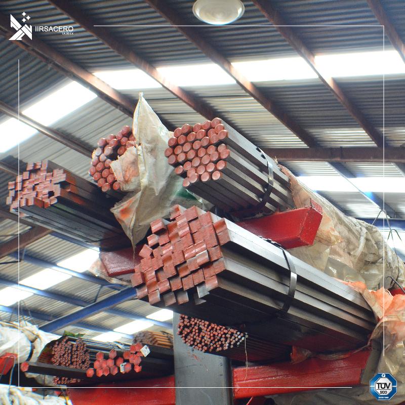 Acero 12L14 -barra-redonda-IIRSACERO- Proveedor de acero 12L14