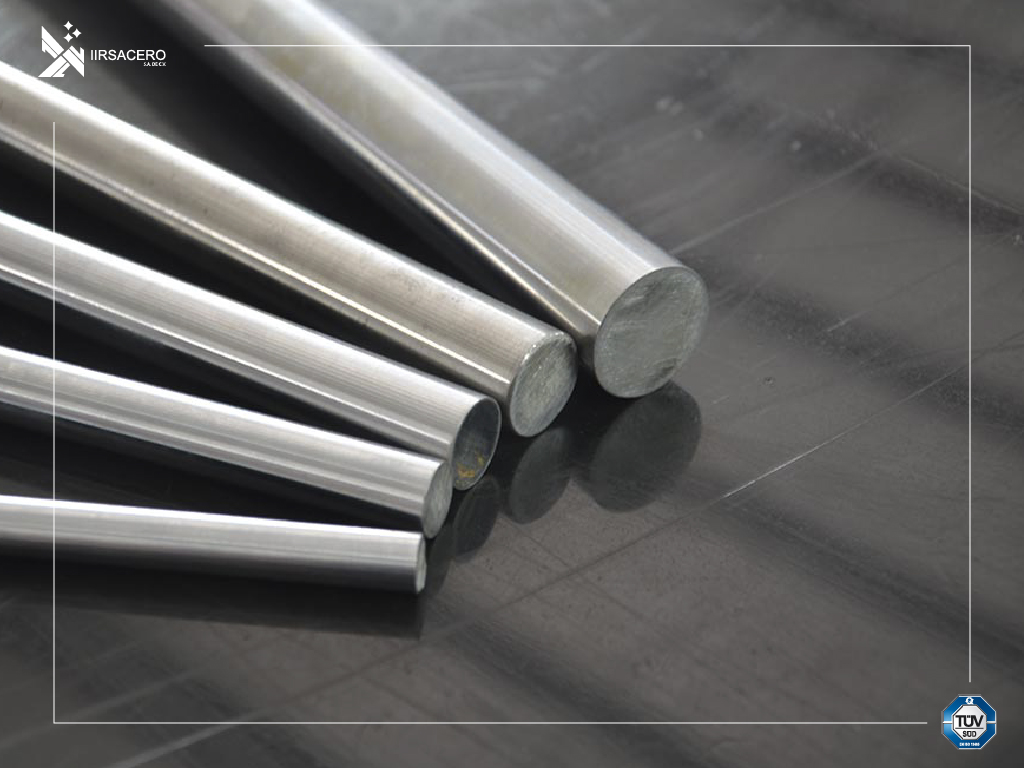 Acero Inoxidable - IIRSACERO Proveedor de acero inoxidable