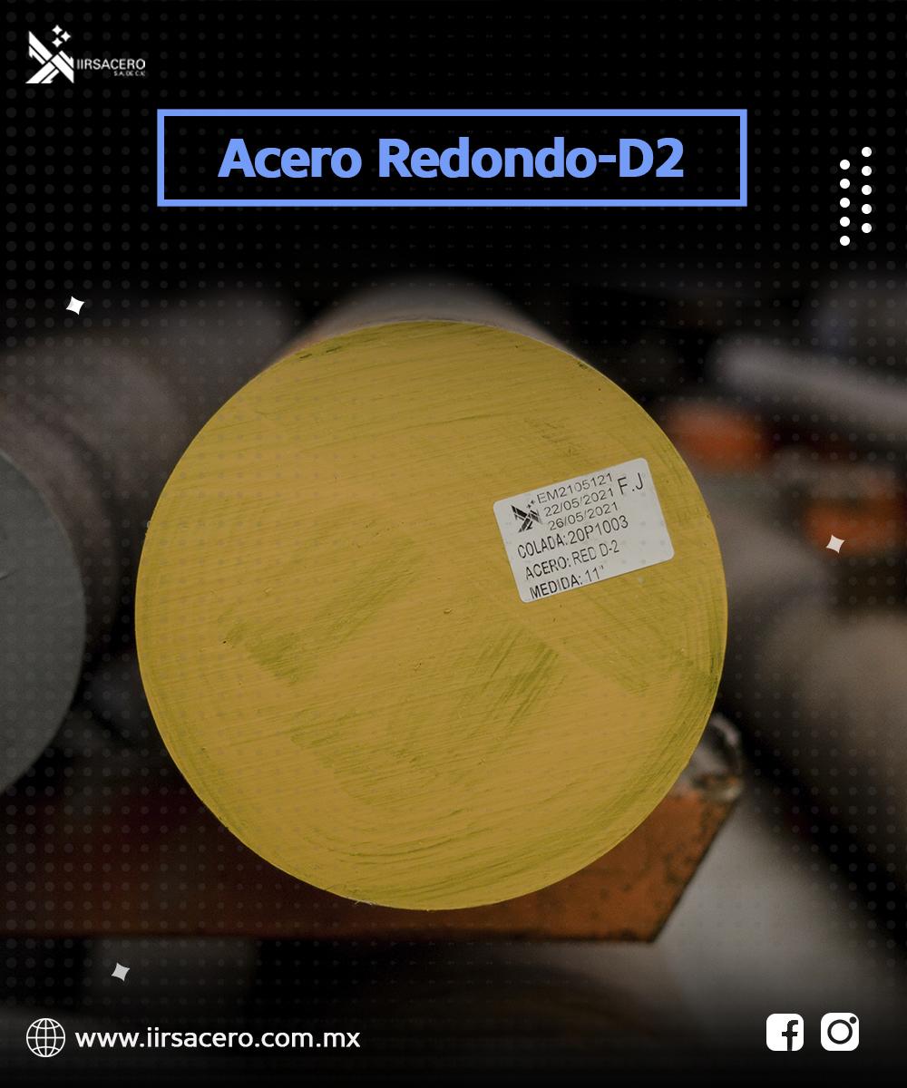Acero Redondo-D2